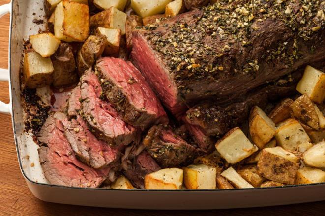 Beef Tenderloin Christmas Dinner  Roasted Beef Tenderloin Recipe Chowhound