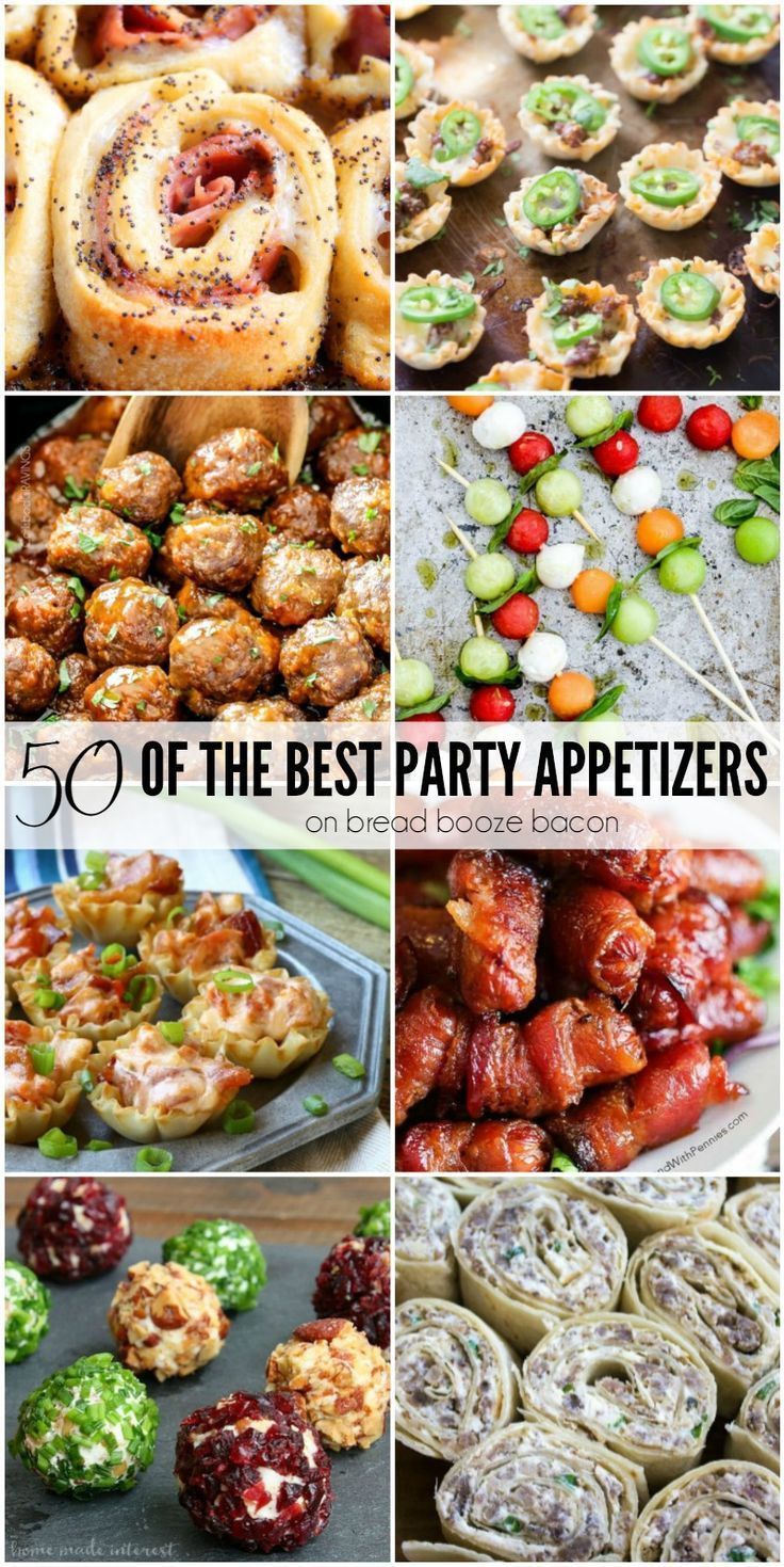 Best Appetizers For Christmas Party  25 best ideas about Party Appetizers on Pinterest