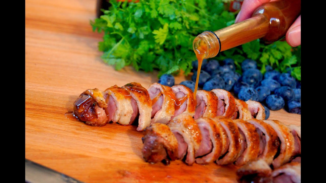 Best Christmas Appetizers  Christmas appetizer Recipe Duck Breast How To make