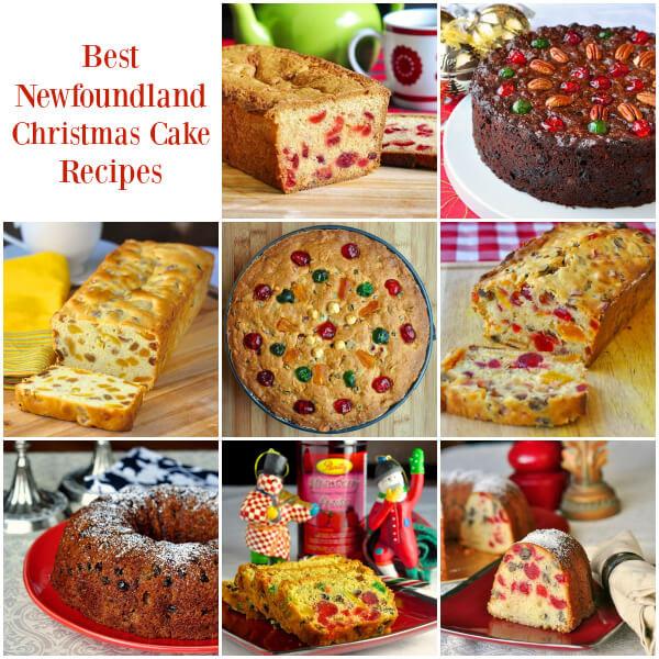 Best Christmas Cake Recipe  Best Newfoundland Christmas Cake Recipes Rock Recipes