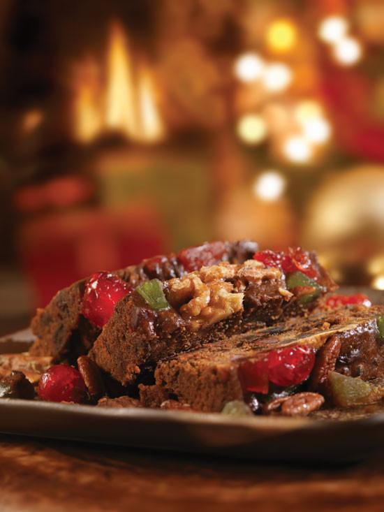 Best Christmas Cake Recipe Ever  The Best Fruit Cake Recipe Food GRIT Magazine