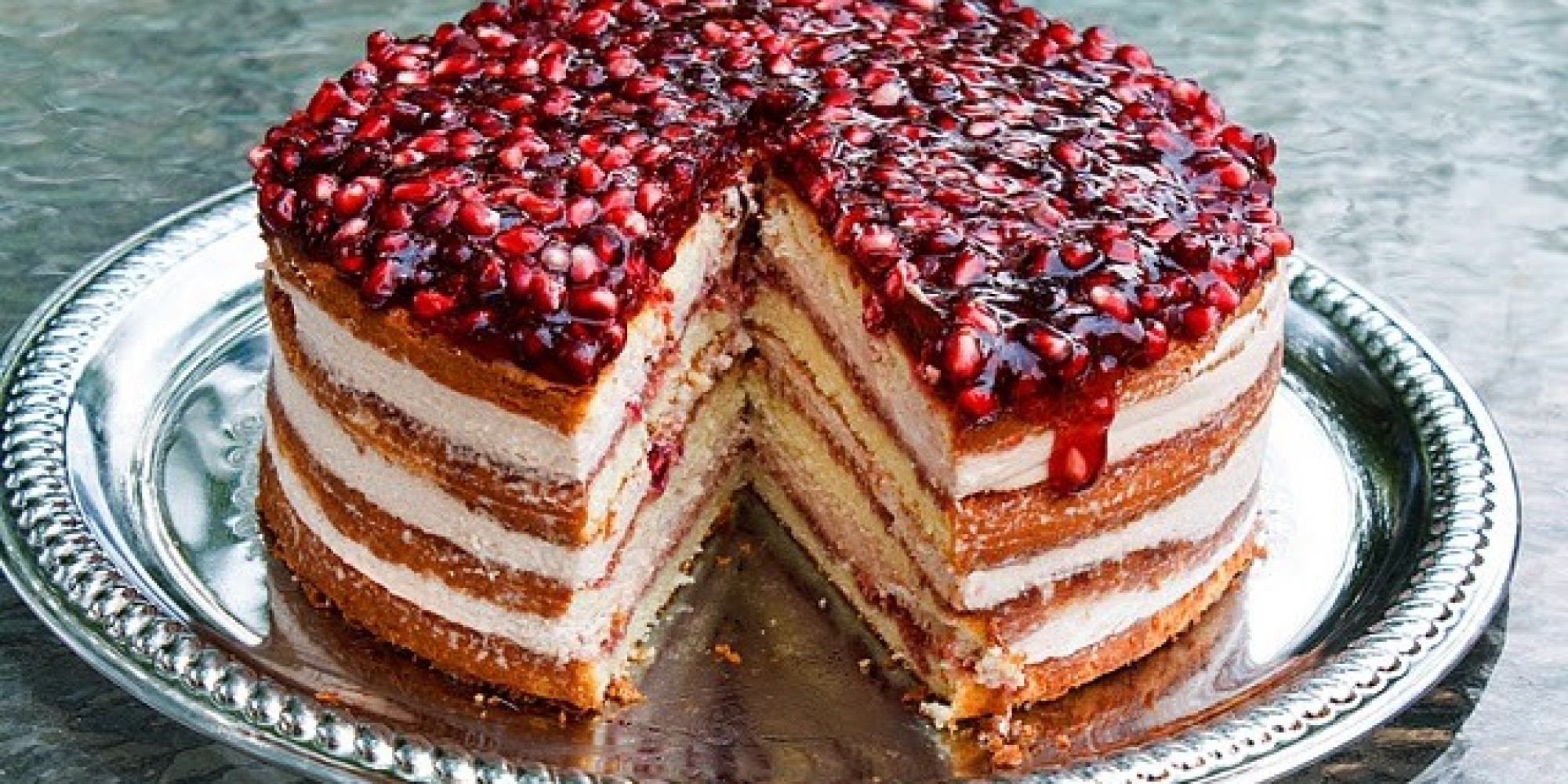 Best Christmas Cake Recipe Ever  The Most Stunning Christmas Dessert Recipes Ever PHOTOS