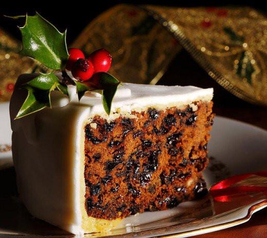 Best Christmas Cake Recipe Ever  Best Christmas Cake Recipe Ever Rich Dark Fruit Cake
