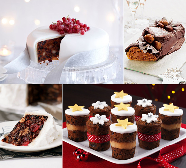 Best Christmas Cakes  Top ten Christmas cake recipes