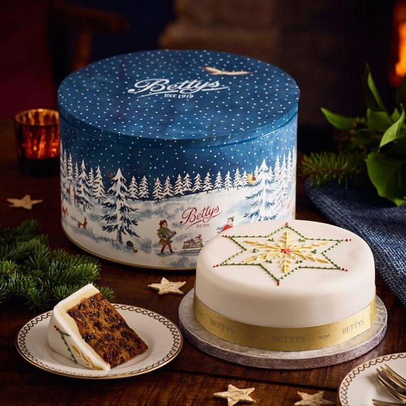 Best Christmas Cakes  Tried and Tested Christmas Cakes 2017 Best Christmas