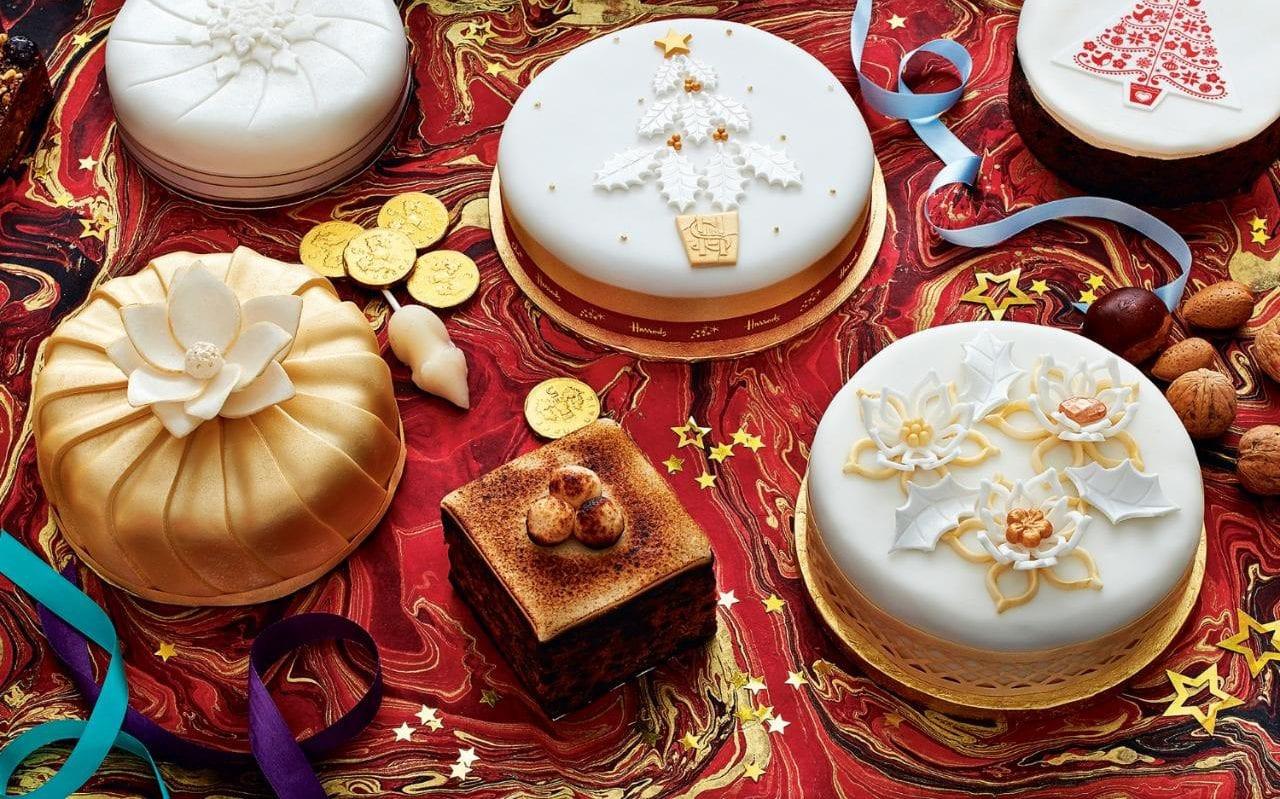 Best Christmas Cakes  The best Christmas cakes Angela Hartnett judges bud vs