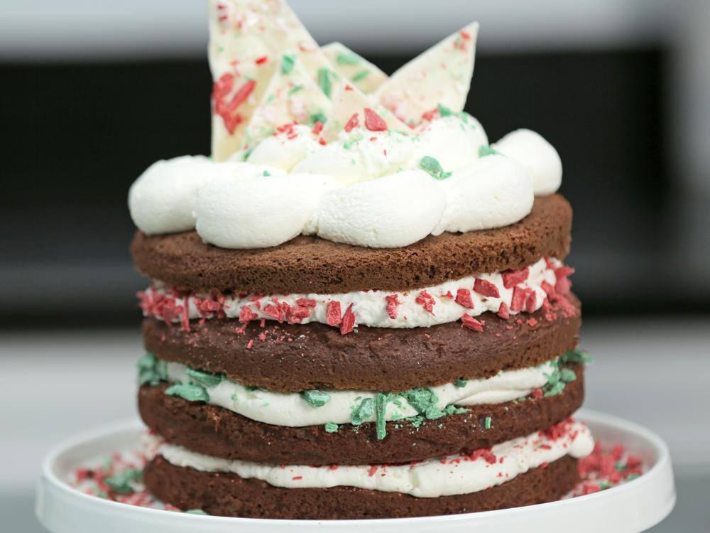 Best Christmas Cakes  Christmas Cake Ideas & Recipes