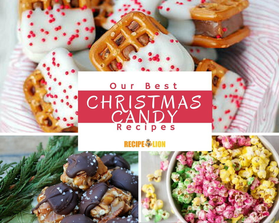 Best Christmas Candy Recipes  13 Best Christmas Candy Recipes