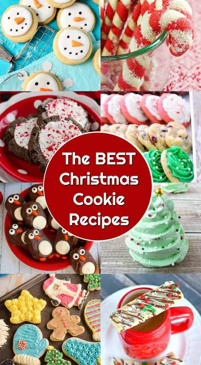 Best Christmas Cookies Ever  Christmas Cookie Recipes The Best Ideas for Your Cookie