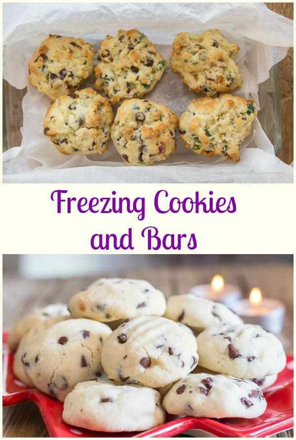 Best Christmas Cookies To Freeze  Freezing Cookies and Bars An Italian in my Kitchen