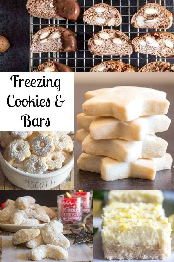 Best Christmas Cookies To Freeze  Storing & Freezing Cookies and Bars An Italian in my Kitchen