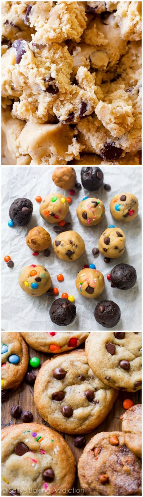Best Christmas Cookies To Freeze  Best 25 Freezing cookie dough ideas on Pinterest