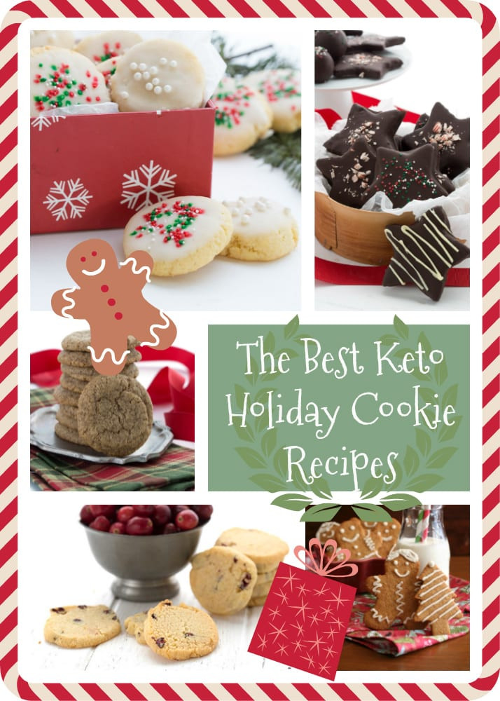 Best Christmas Cookies To Freeze  Low Carb Christmas Cookies