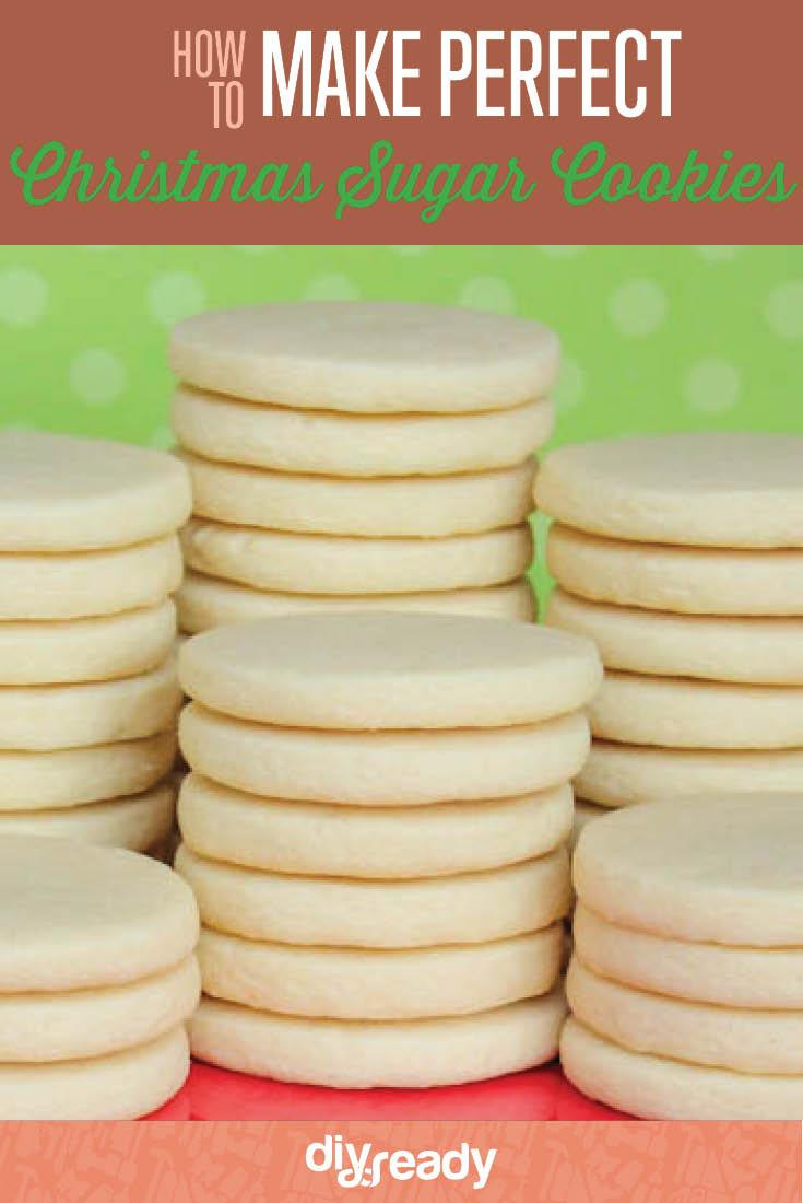Best Christmas Cookies To Make  Best Christmas Sugar Cookie Recipe
