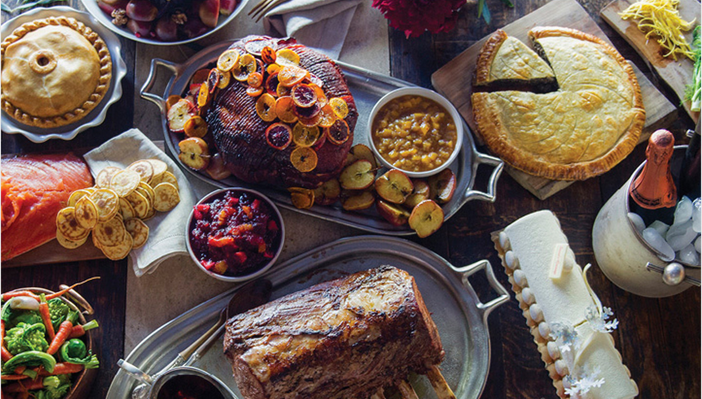 Best Christmas Dinners  Best Places For Christmas Eve Dinners in Los Angeles CBS