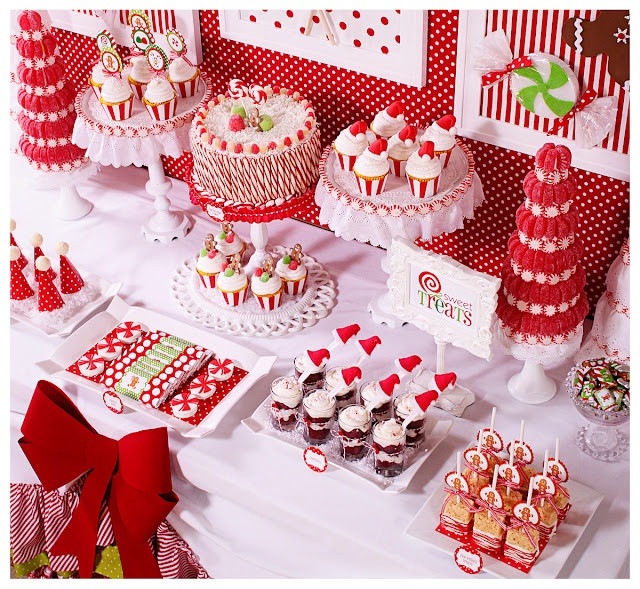 Best Christmas Party Desserts  40 best images about Christmas Party Food Ideas Candy