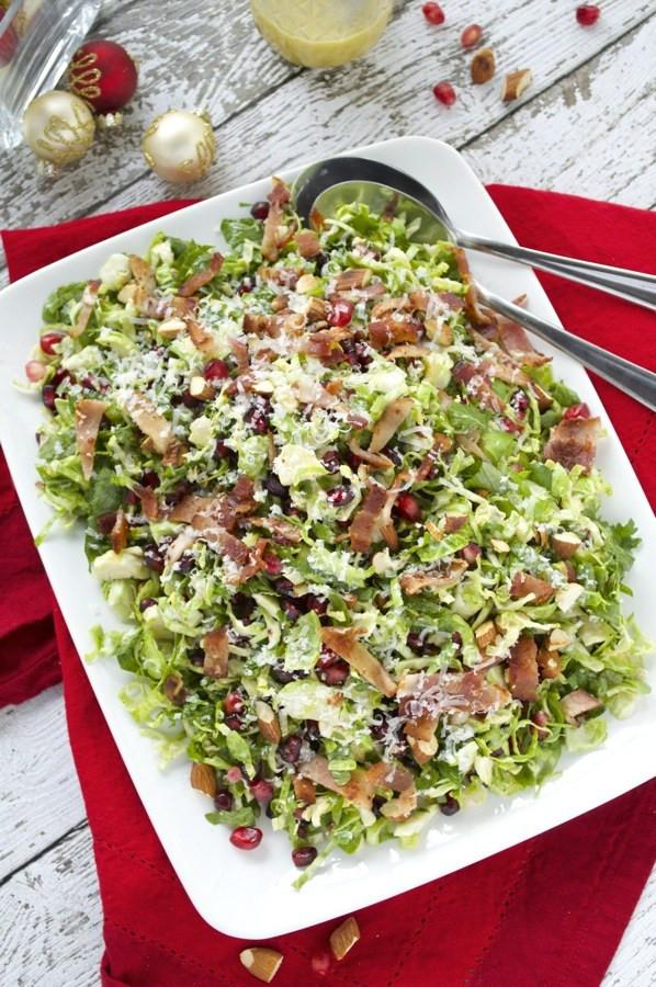Best Christmas Salads  Christmas Salad Fashionable Foods