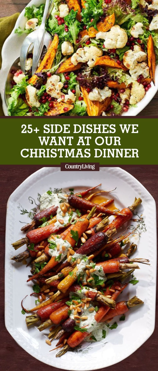 Best Christmas Side Dishes  Ve able Side Dishes For Christmas