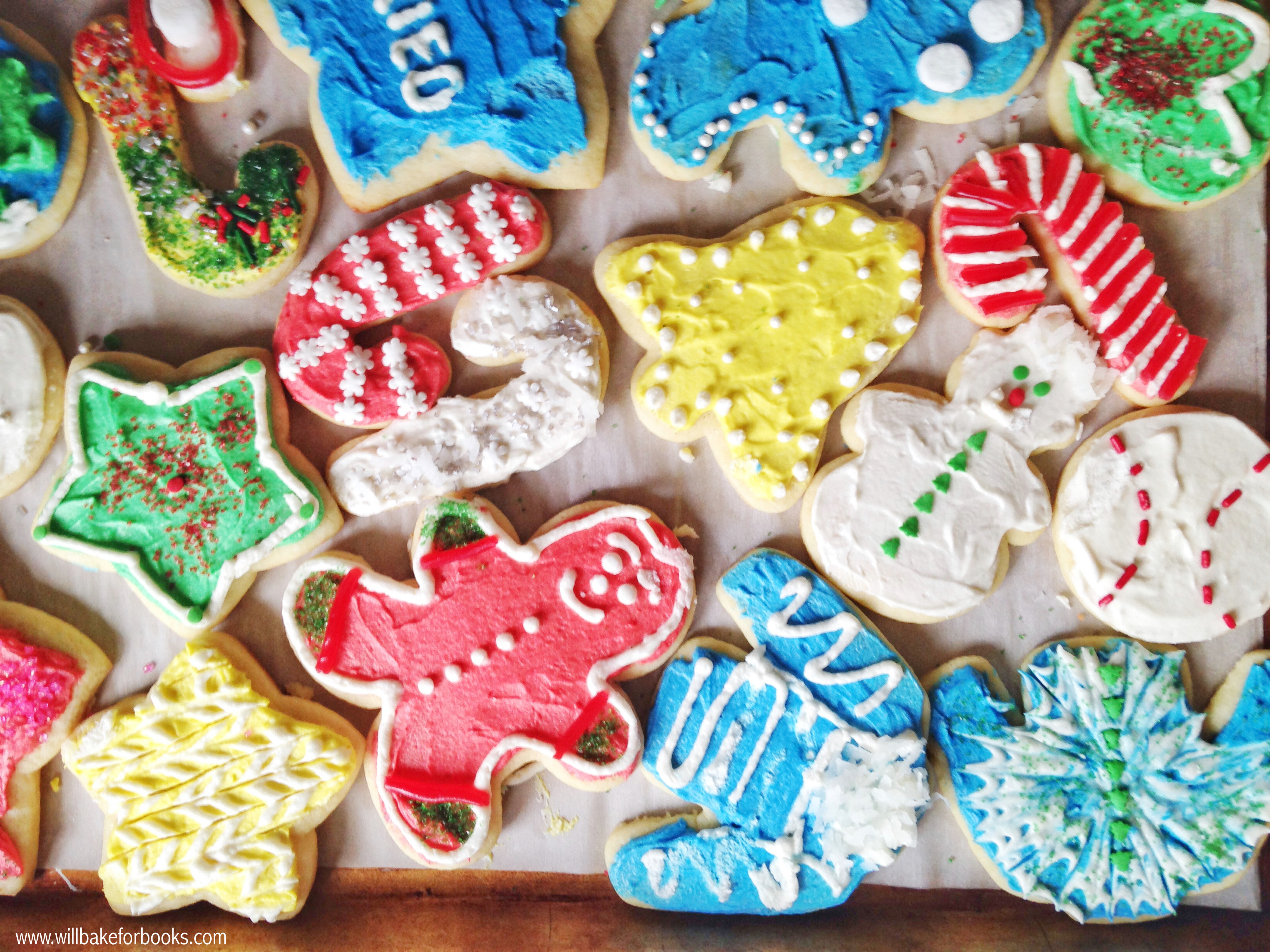 Best Christmas Sugar Cookies  The Best Christmas Sugar Cookies Will Bake for Books