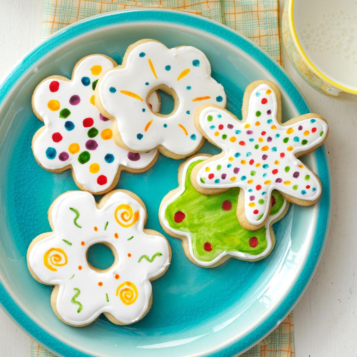 Best Christmas Sugar Cookies  Best Ever Sugar Cookies Recipe