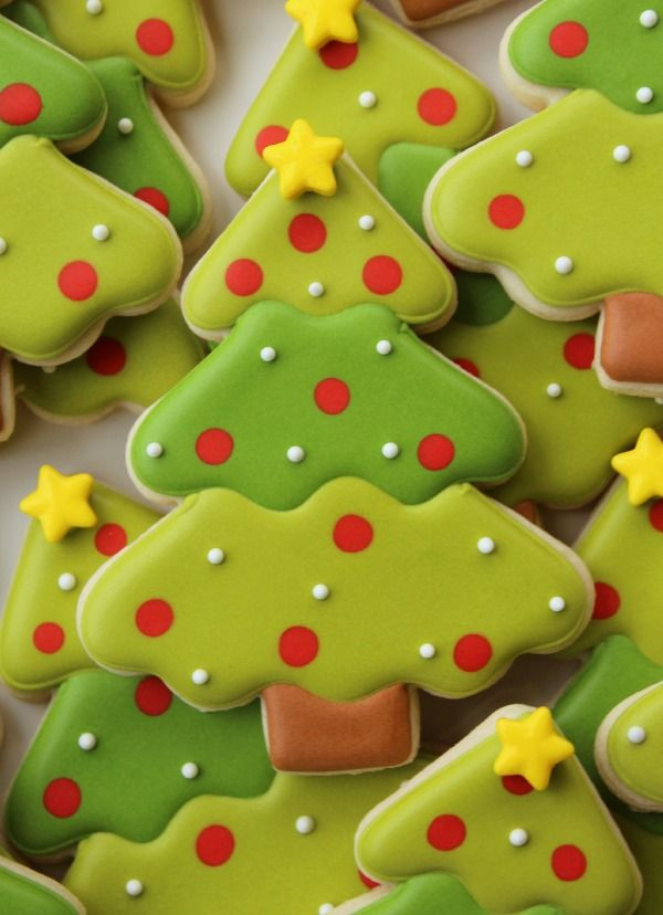 Best Decorated Christmas Cookies  17 Best ideas about Decorated Christmas Cookies on