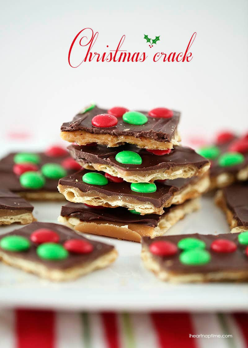 Best Easy Christmas Desserts  50 BEST Holiday Desserts I Heart Nap Time