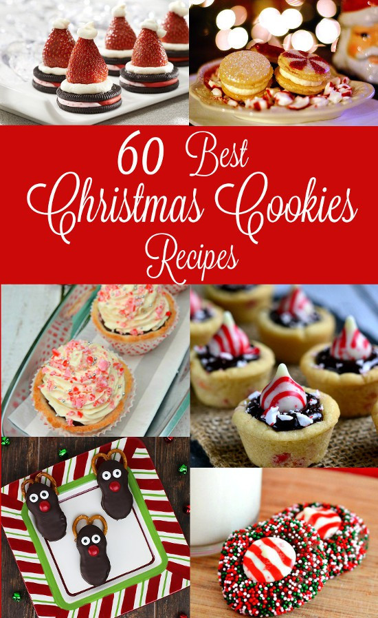 Best Ever Christmas Cookies  60 Best Christmas Cookies Recipes