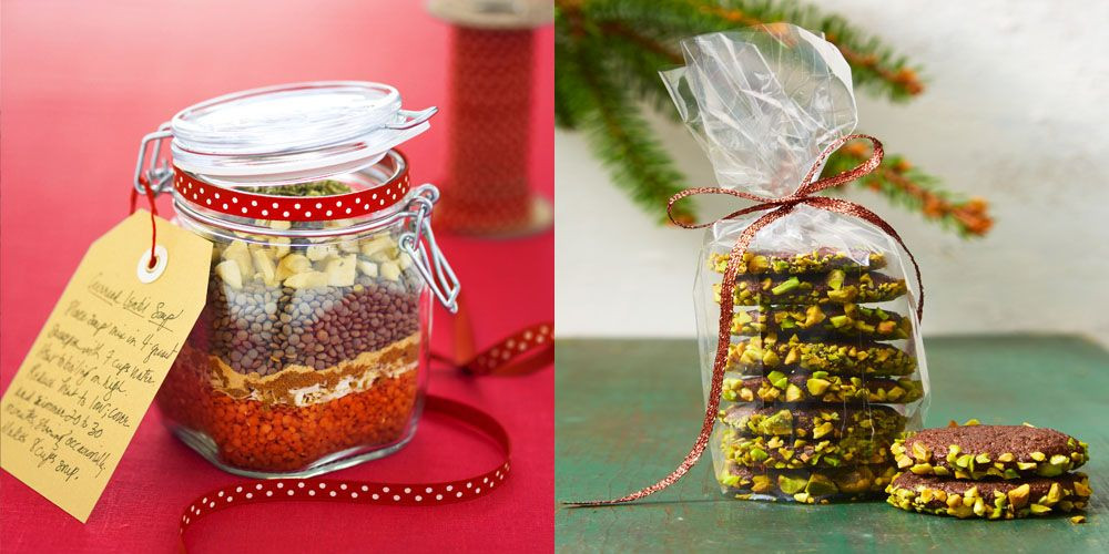 Best Food Gifts For Christmas  50 Homemade Christmas Food Gifts DIY Ideas for Edible