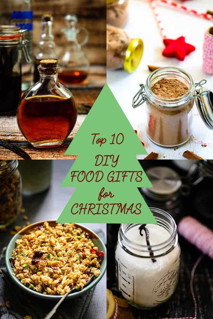 Best Food Gifts For Christmas  Top 10 DIY Food Gifts For Christmas Whisk Affair