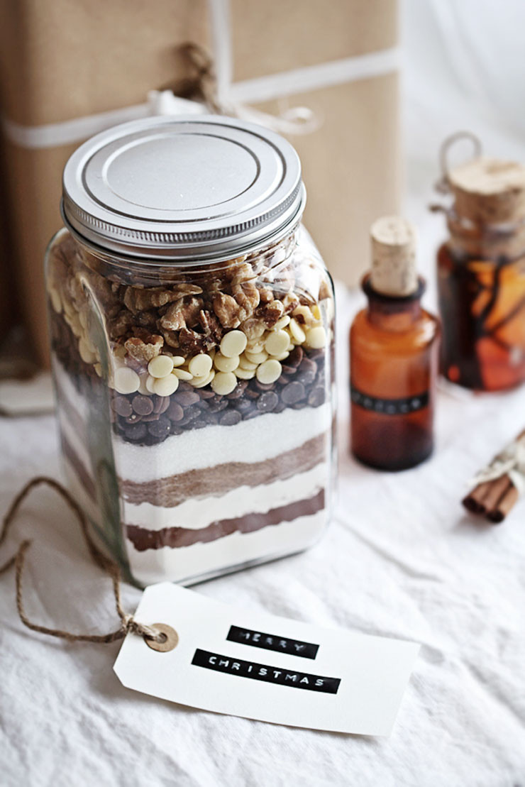 Best Food Gifts For Christmas  Homemade Food Gifts for Christmas