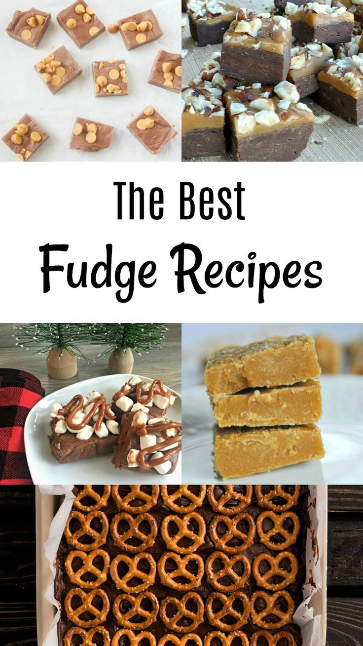 Best Fudge Recipes For Christmas  3929 best Christmas Cookie Swap images on Pinterest