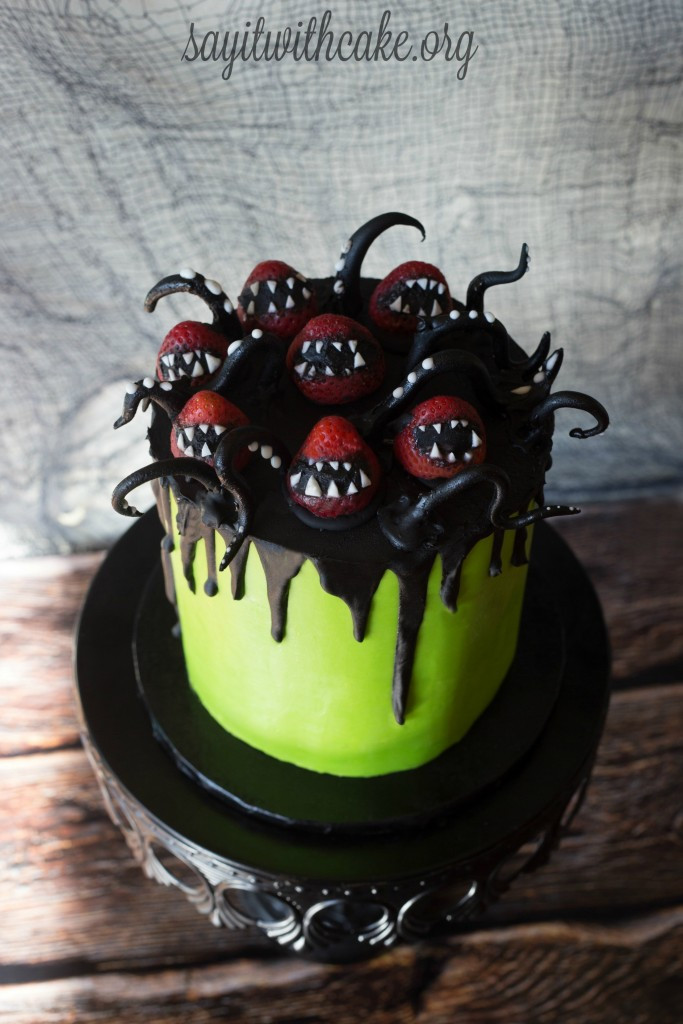 Best Halloween Cakes  Roundup of the BEST Halloween Cakes Tutorials and Ideas