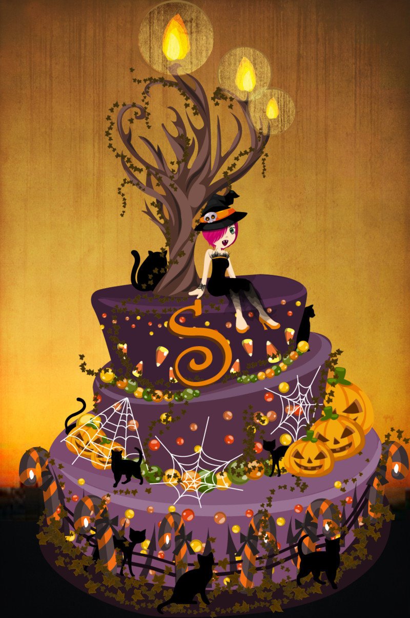 Best Halloween Cakes  20 Best Ever Halloween Cakes Page 10 of 30