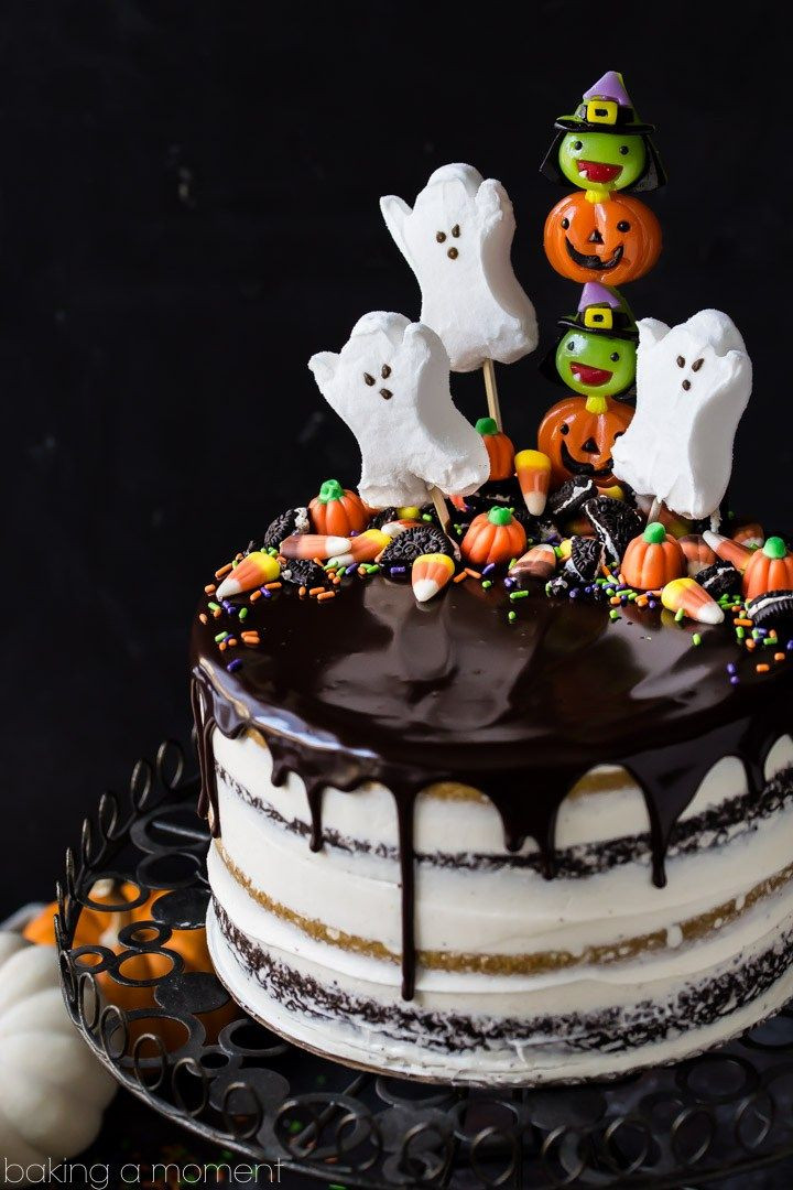 Best Halloween Cakes  25 Best Ideas about Halloween Cakes on Pinterest
