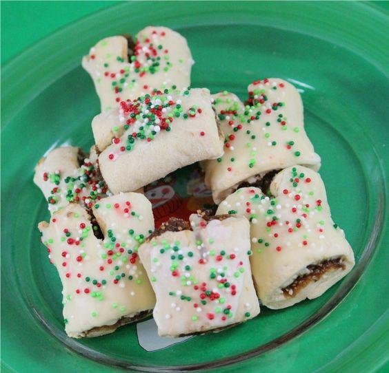 Best Italian Christmas Cookies  Christmas time Christmas cookies and Fig cookies on Pinterest