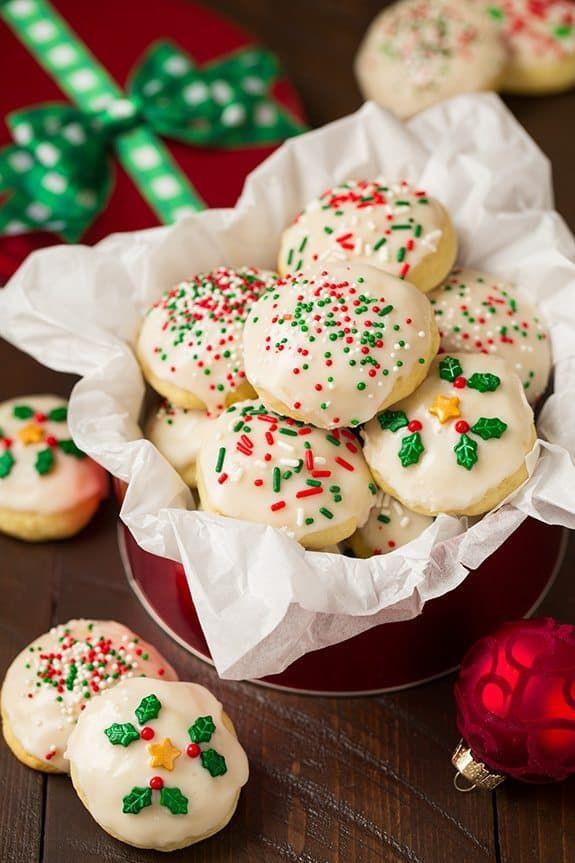 Best Italian Christmas Cookies  Best 25 Italian ricotta cookies ideas on Pinterest