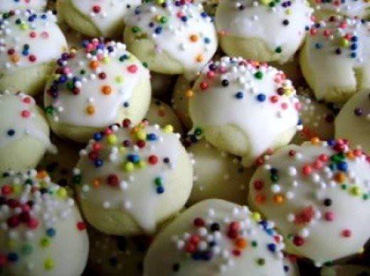 Best Italian Christmas Cookies  Lemon Italian Knots Recipe Best Cookies Ever