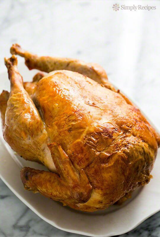 Best Roast Turkey Recipe For Thanksgiving  20 Tried and True Best Thanksgiving Recipes