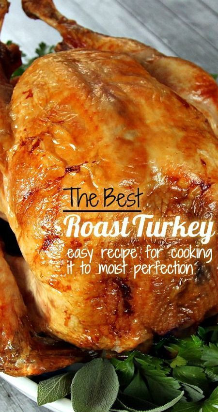 Best Roast Turkey Recipe For Thanksgiving  17 best ideas about Best Roast Turkey Recipe on Pinterest