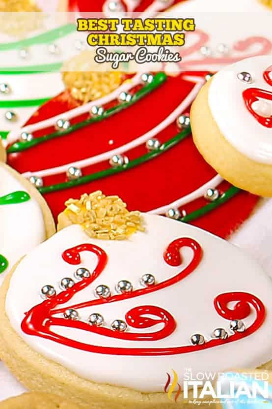 Best Tasting Christmas Cookies  Christmas Cookie Recipes The Best Ideas for Your Cookie
