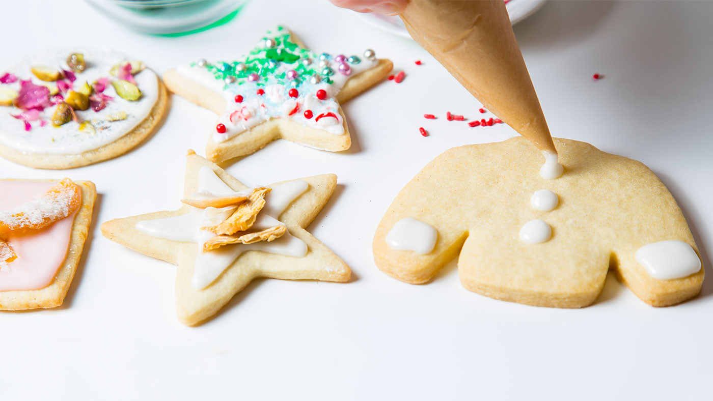 Best Tasting Christmas Cookies  How to Roll Bake and Decorate Holiday Sugar Cookies