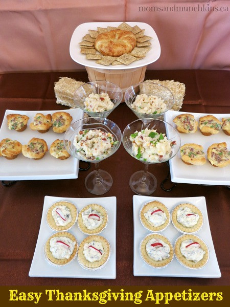 Best Thanksgiving Appetizers Easy  Thanksgiving Fun Recipes Crafts Party Ideas & More