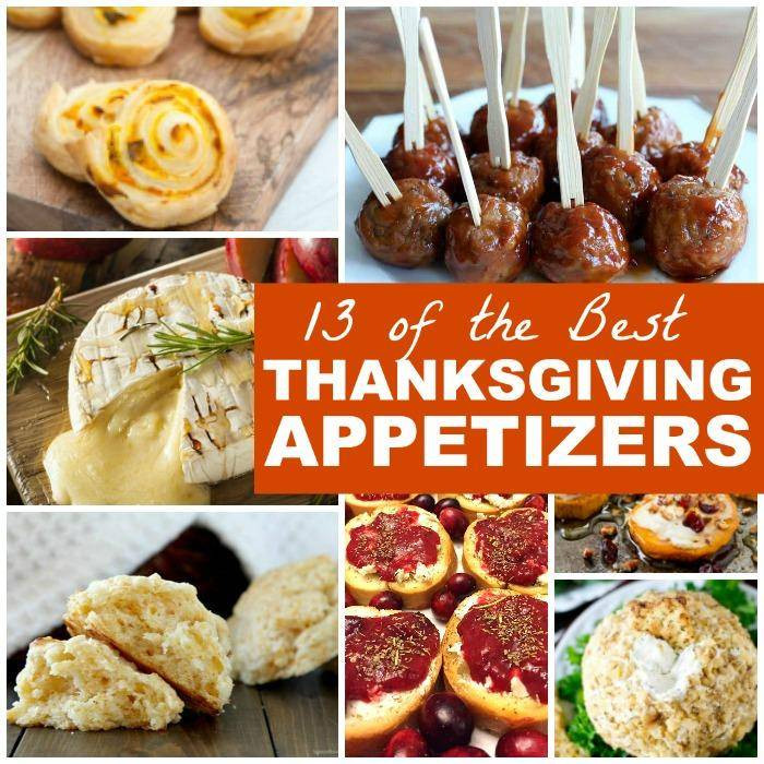 Best Thanksgiving Appetizers Easy  Easy Thanksgiving Appetizers