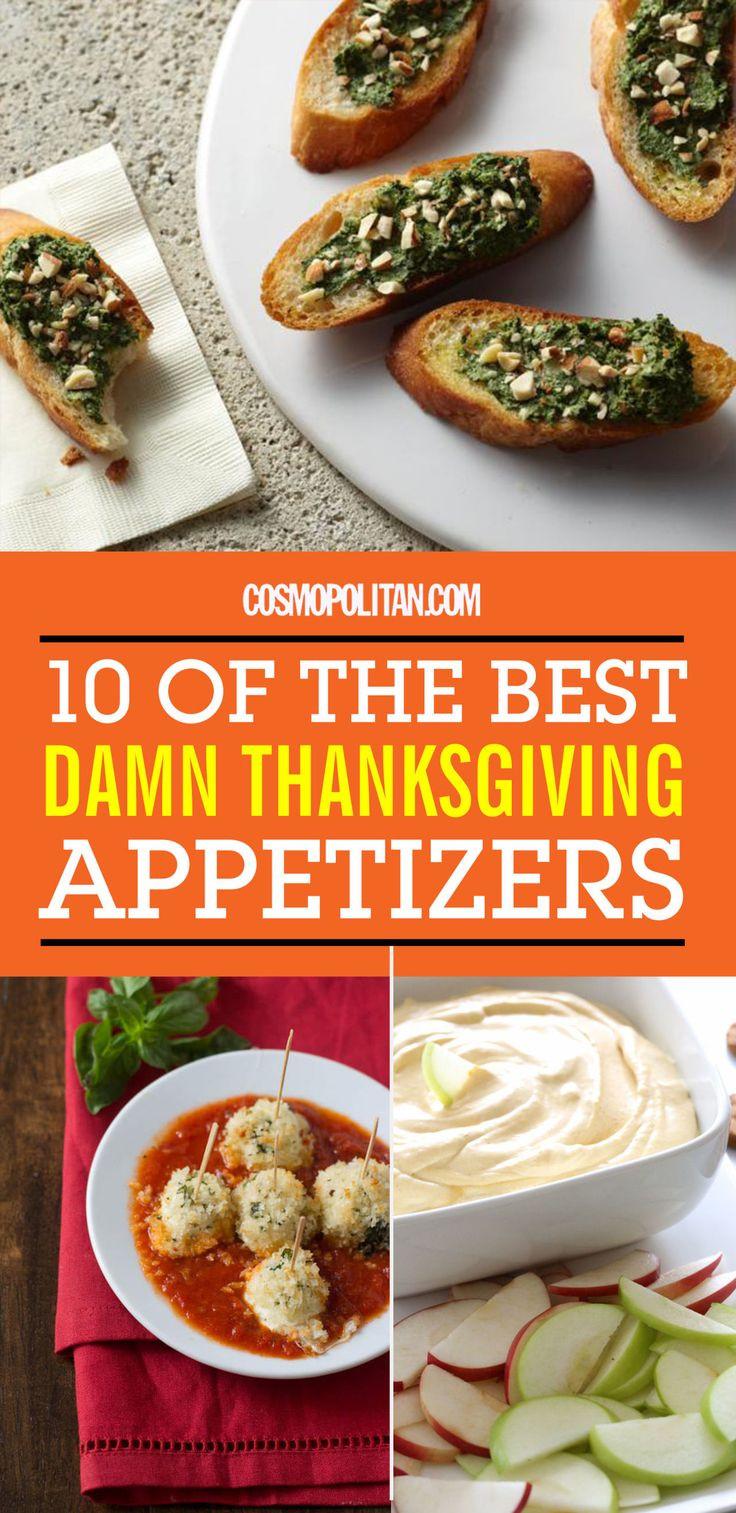 Best Thanksgiving Appetizers  Más de 25 ideas increbles sobre Best thanksgiving