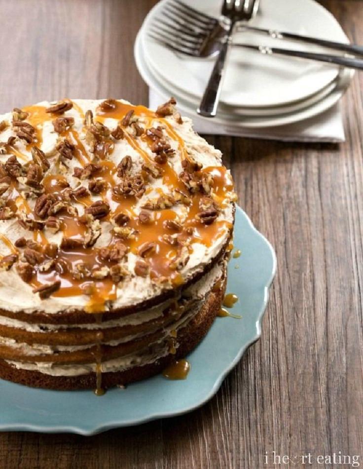 Best Thanksgiving Dessert Recipes  Top 10 Traditional Thanksgiving Desserts Top Inspired