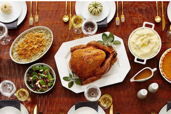 Best Thanksgiving Dinners In Chicago  Choose Chicago Where to Eat Thanksgiving Dinner in