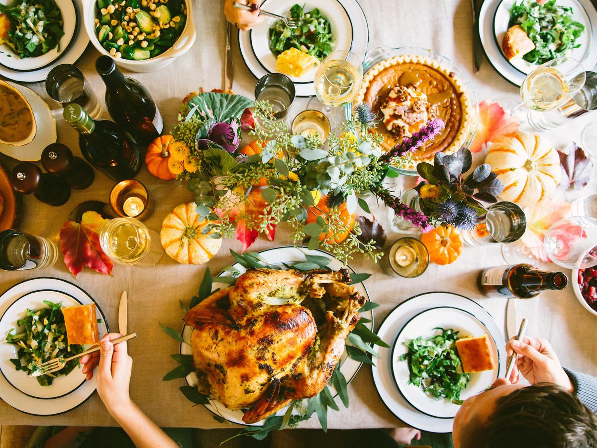 Best Thanksgiving Dinners In Dc  Where to Eat on Thanksgiving Day in D C Eater DC