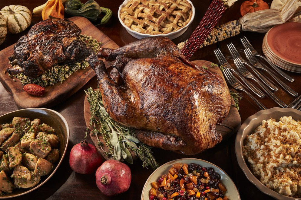 Best Thanksgiving Dinners In Dc  Where to Find Great Thanksgiving Takeout Around DC