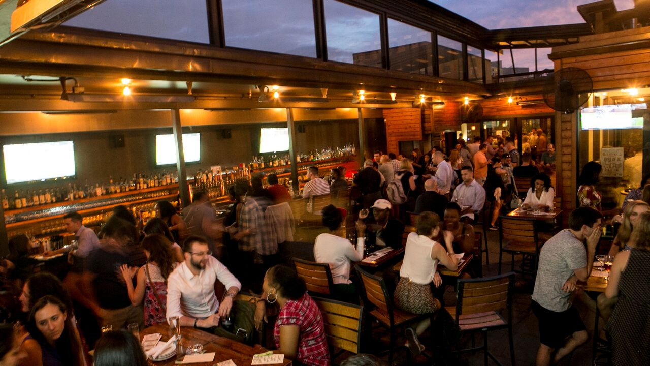 Best Thanksgiving Dinners In Dc  The Best BBQs Pool Parties and Rooftop Fireworks for