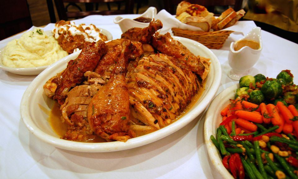 Best Thanksgiving Dinners In Dc  Thanksgiving in Las Vegas Where Will You Eat